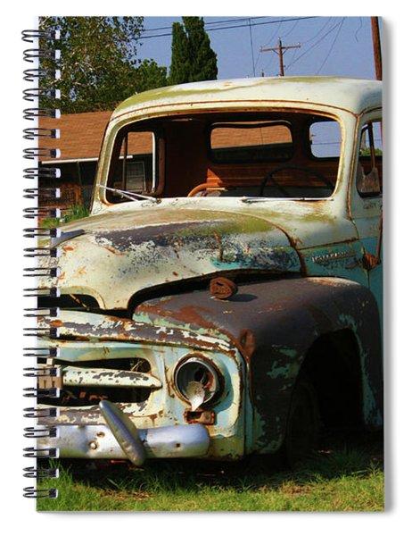 I'm Still Here Spiral Notebook
