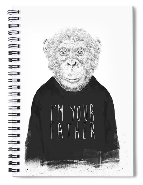 I'm Your Father Spiral Notebook