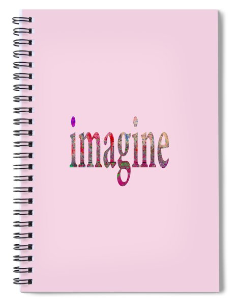 Imagine1012 Spiral Notebook