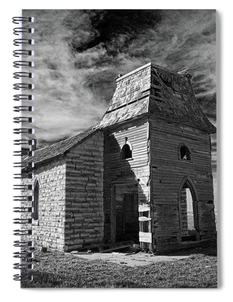 Immanuel Lutheran Church Spiral Notebook