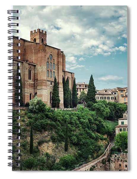 In A Time Of Legends Spiral Notebook