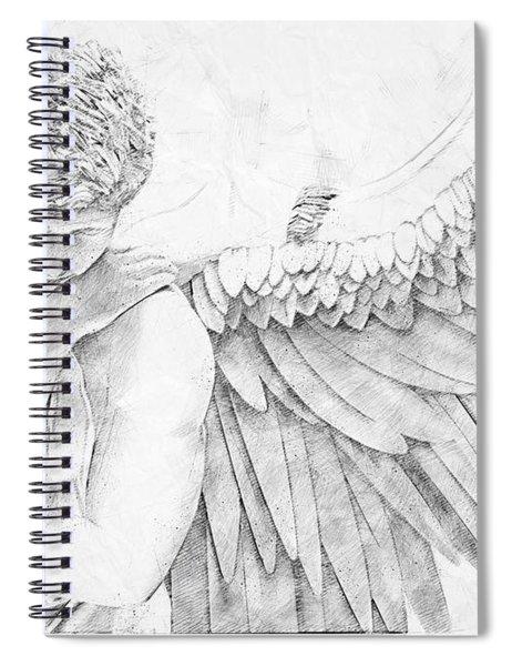 In Memory Spiral Notebook