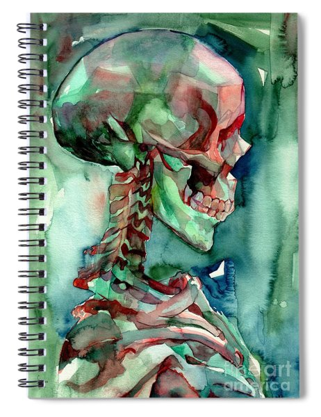 In Reverie Spiral Notebook