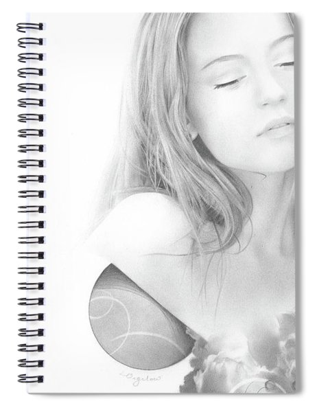 In The Clouds No. 1 Spiral Notebook