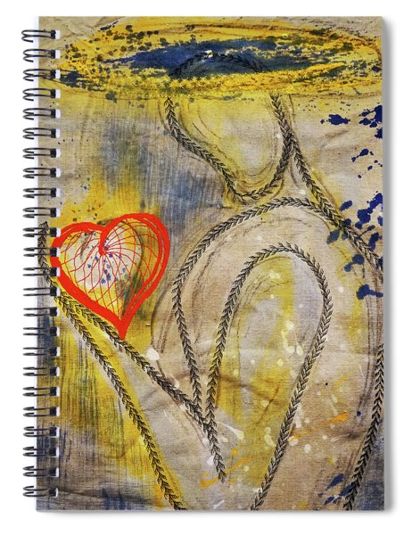 In The Golden Age Of Love And Lies Spiral Notebook