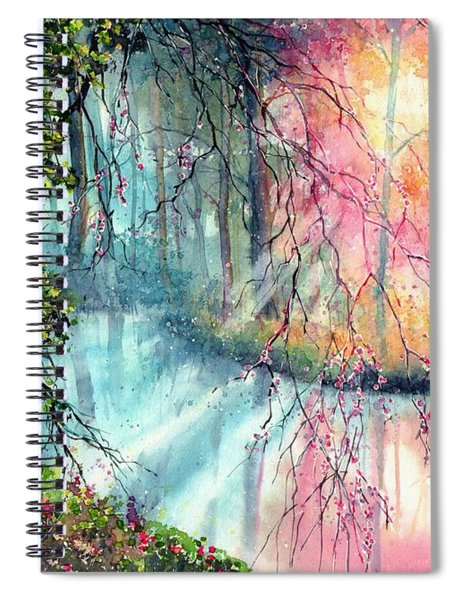 In The Nature Reserve Spiral Notebook