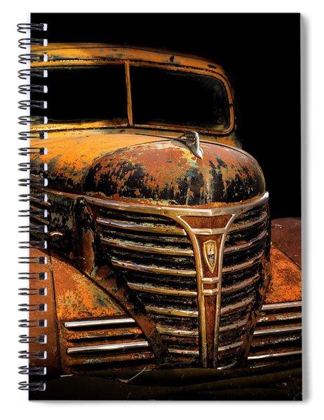 In The Spotlight II Spiral Notebook