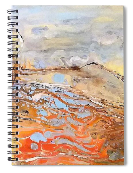 In The Valley Spiral Notebook