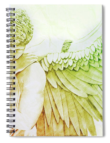 In Your Memory Brother Spiral Notebook