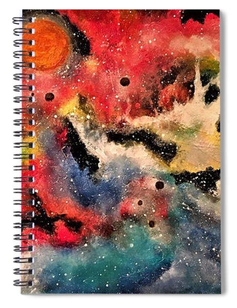Infinite Infinity 1.0 Spiral Notebook
