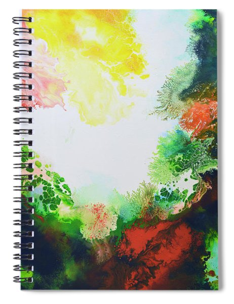 Infusion 2 Spiral Notebook