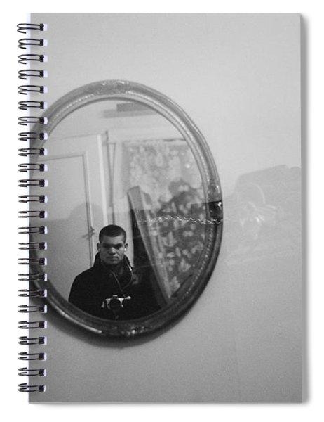 Initiation Spiral Notebook