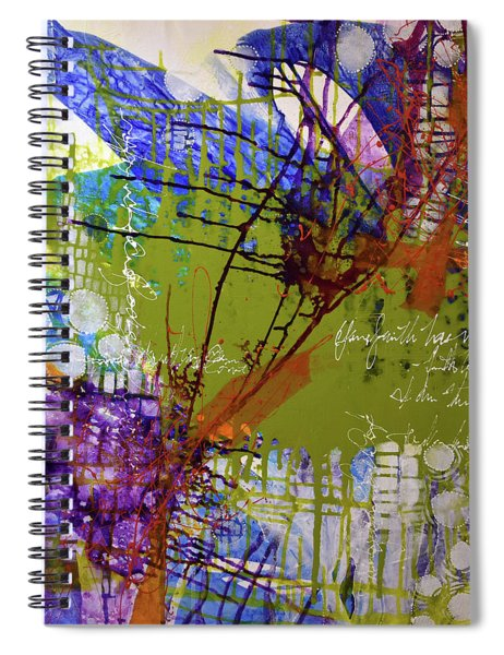 Inner Faith Spiral Notebook