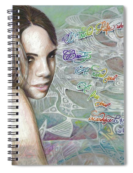 Insatiable Spiral Notebook