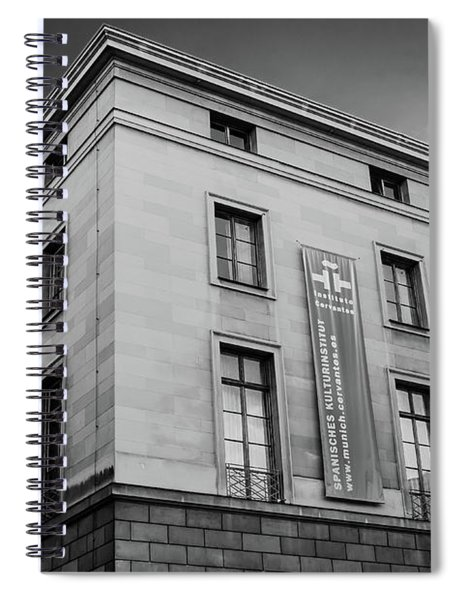 Instituto Cervantes, Munich Spiral Notebook