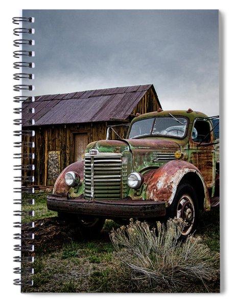 International Harvester Spiral Notebook