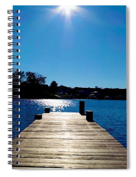 Inverness Dock Spiral Notebook