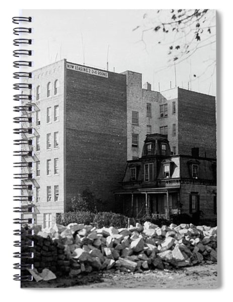 Inwood 1927  Spiral Notebook