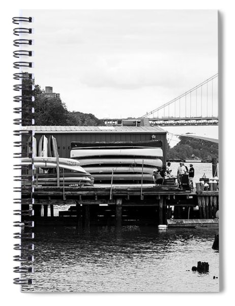 Inwood Canoe Club Spiral Notebook