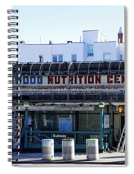 Inwood Nutrition Center Spiral Notebook