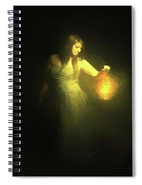 It Beckons Me Spiral Notebook