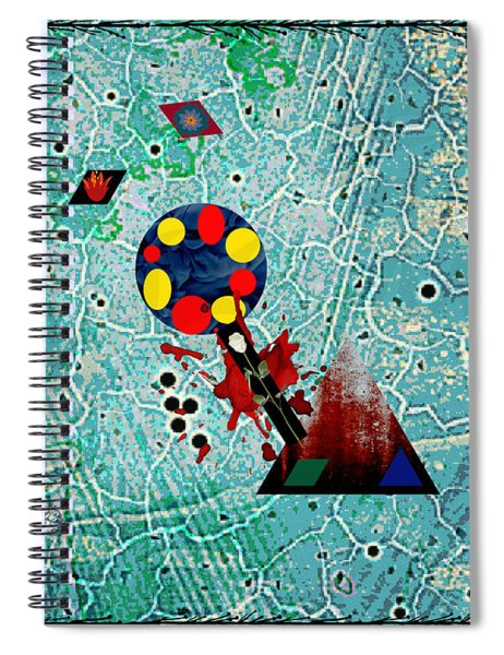 What Was Spiral Notebook
