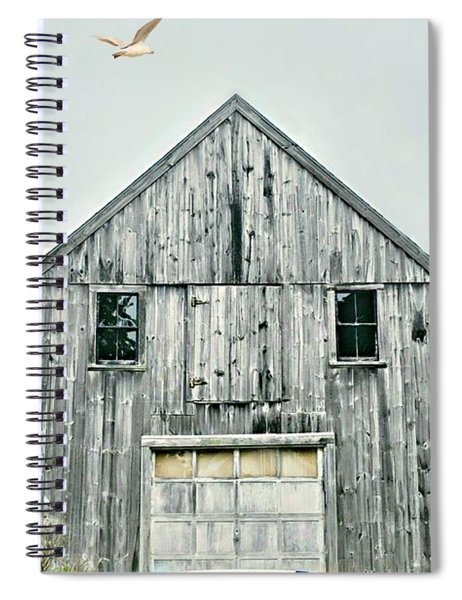 It's A Maine Thing Spiral Notebook