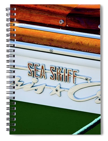 Its All In A Name Spiral Notebook