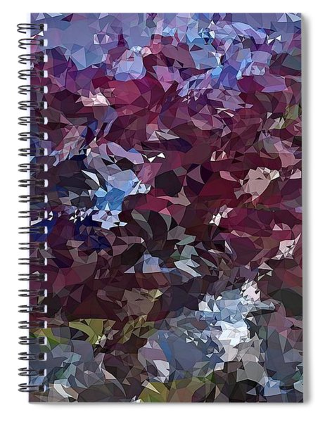 It's Lilac Spiral Notebook