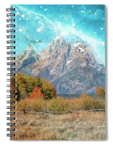 It's More Than Just A Place Spiral Notebook