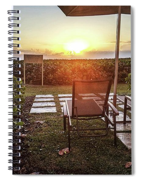 It's Morning Spiral Notebook