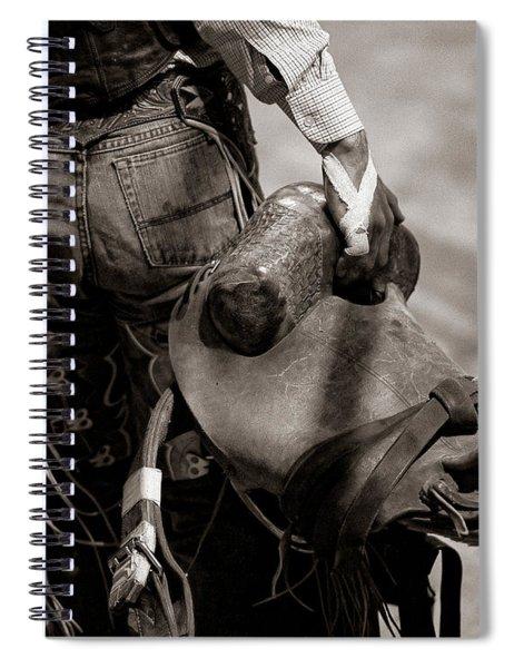 Its Saturday Night Spiral Notebook