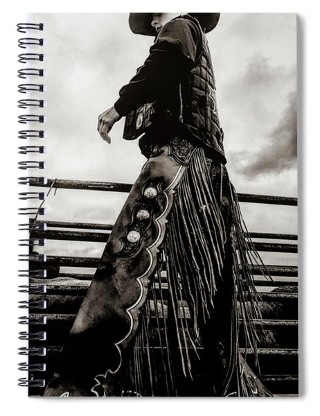 Its The Boots And The Chaps Spiral Notebook