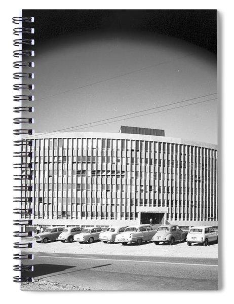 J D Story Administration Building University Of Queensland St Lucia  October 1966 Spiral Notebook