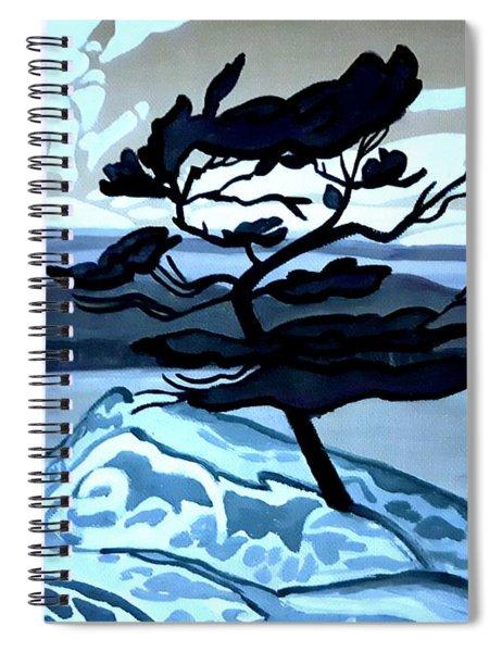Jack Pine Spiral Notebook