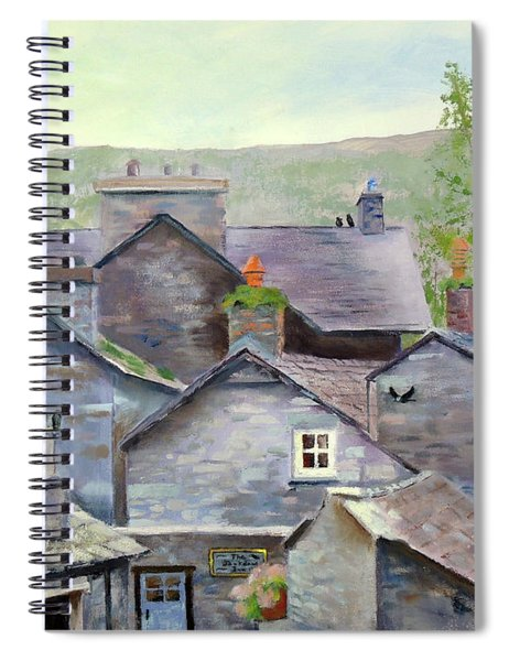 Jackdaw Inn Spiral Notebook