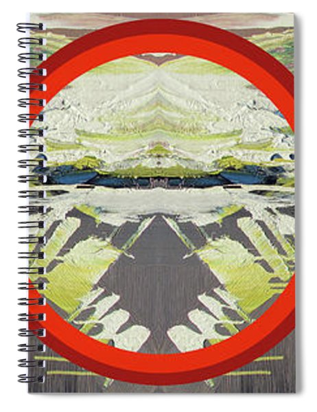 Japan Mindset Spiral Notebook