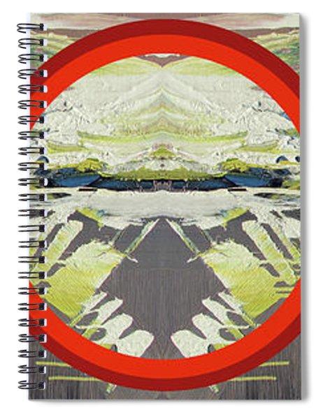 Japan Mindset Spiral Notebook
