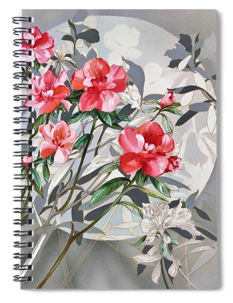 Japanese Modern Interior Art #23 Spiral Notebook