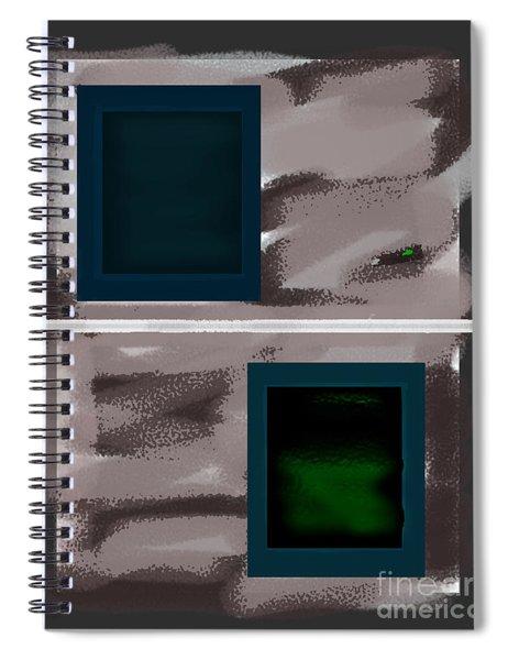 Jealousy Spiral Notebook