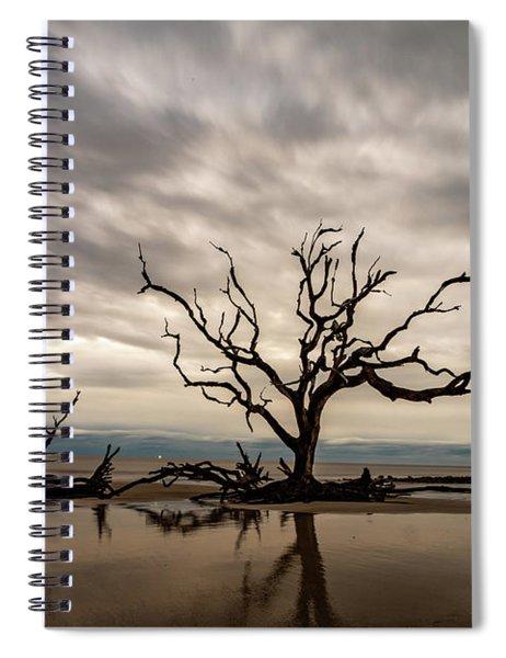Jekyll Tree Spiral Notebook