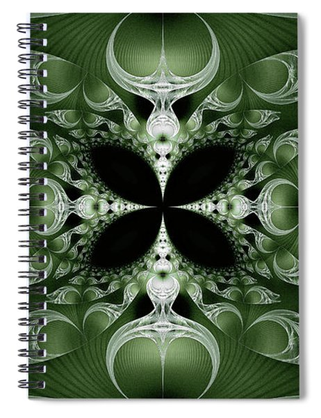 Jeremiah Spiral Notebook