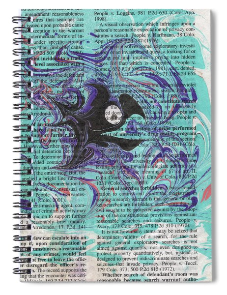 Jeremy Spiral Notebook