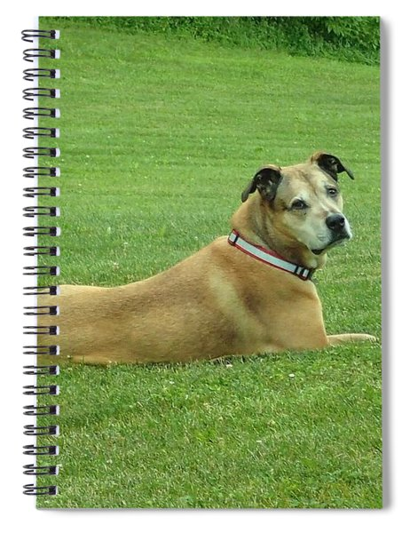 Jessie Spiral Notebook