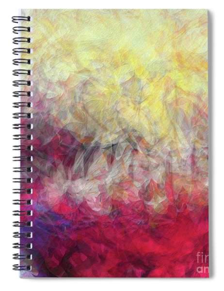 Jesus Christ, Rose Of Sharon. Song Of Solomon 2 1 Spiral Notebook