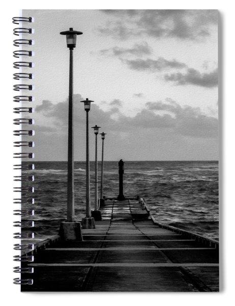 Jetty Spiral Notebook
