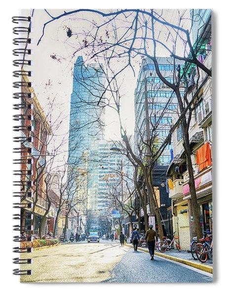 Jing An Spiral Notebook