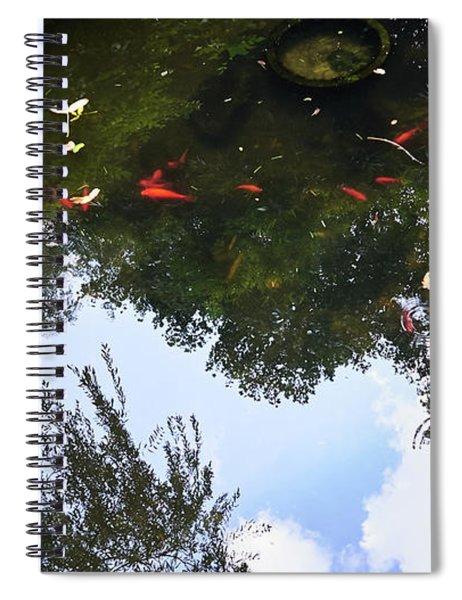 Jing An Park II Spiral Notebook
