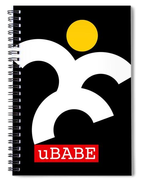 Jive Babe Spiral Notebook