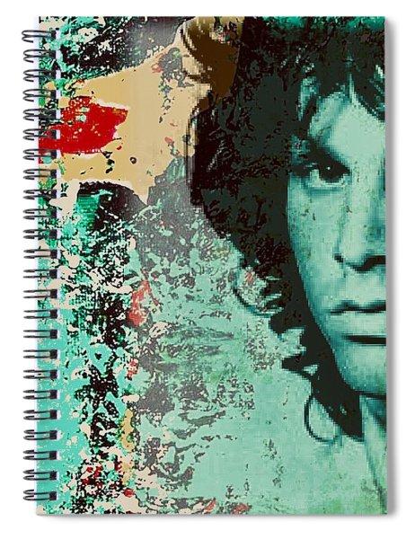 JM Spiral Notebook